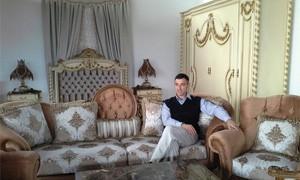 Mobila stil islamic