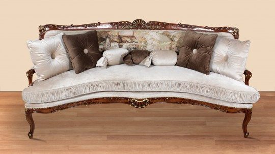 Canapea stil Louis XV