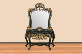 Consola cu oglinda